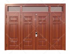 Cửa thép vân gỗ KG-42.03.03-3NC
