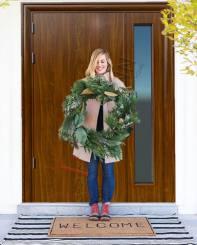 Top 7 mẫu cửa thép vân gỗ 2 cánh cho cửa chính nét đẹp hiện đại 2019