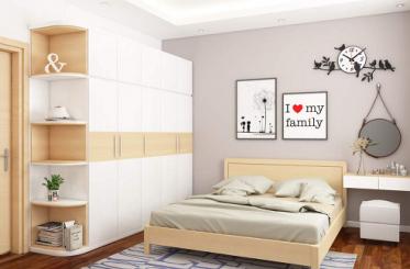 3 điều về cửa phòng ngủ cần lưu ý khi bạn ngủ không sâu giấc