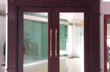 TOP mẫu cửa thép vân gỗ được yêu thích nhất tại Koffmann