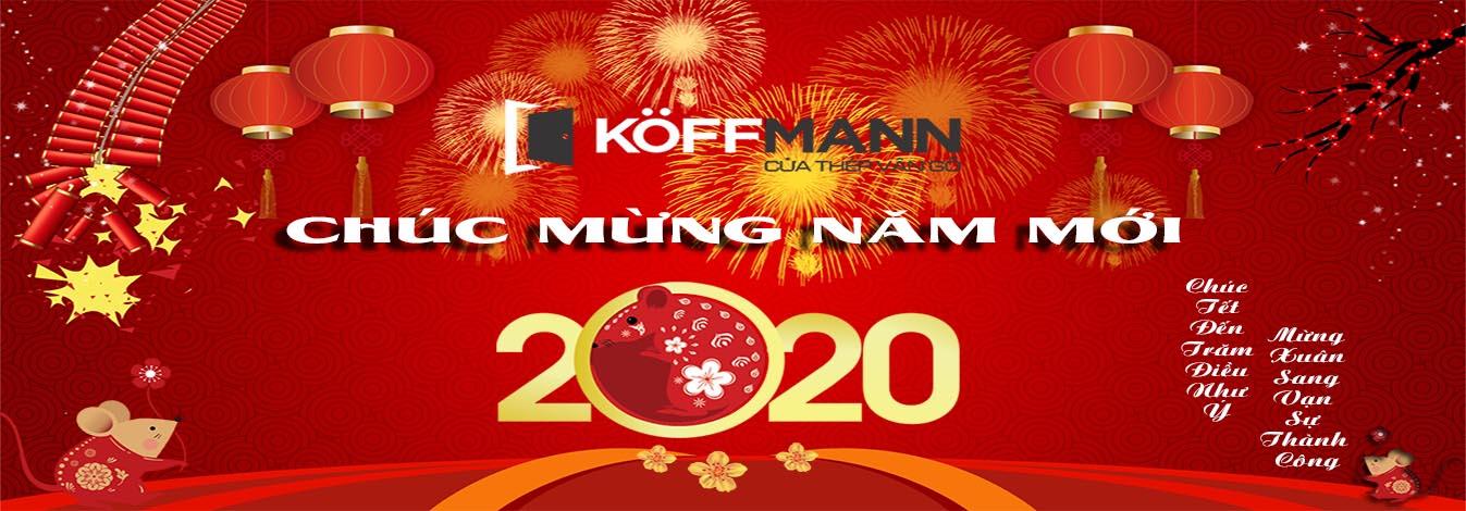 Banner chúc mừng Tết nguyên đán Canh Tý 2020